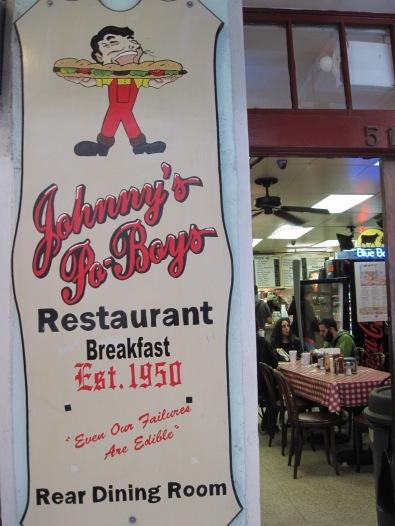 Johnny's Po-Boys