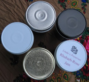 Fillmore jar lids
