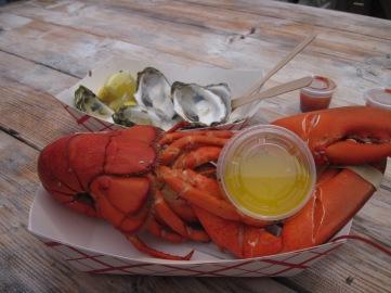Roy Moore's lobster